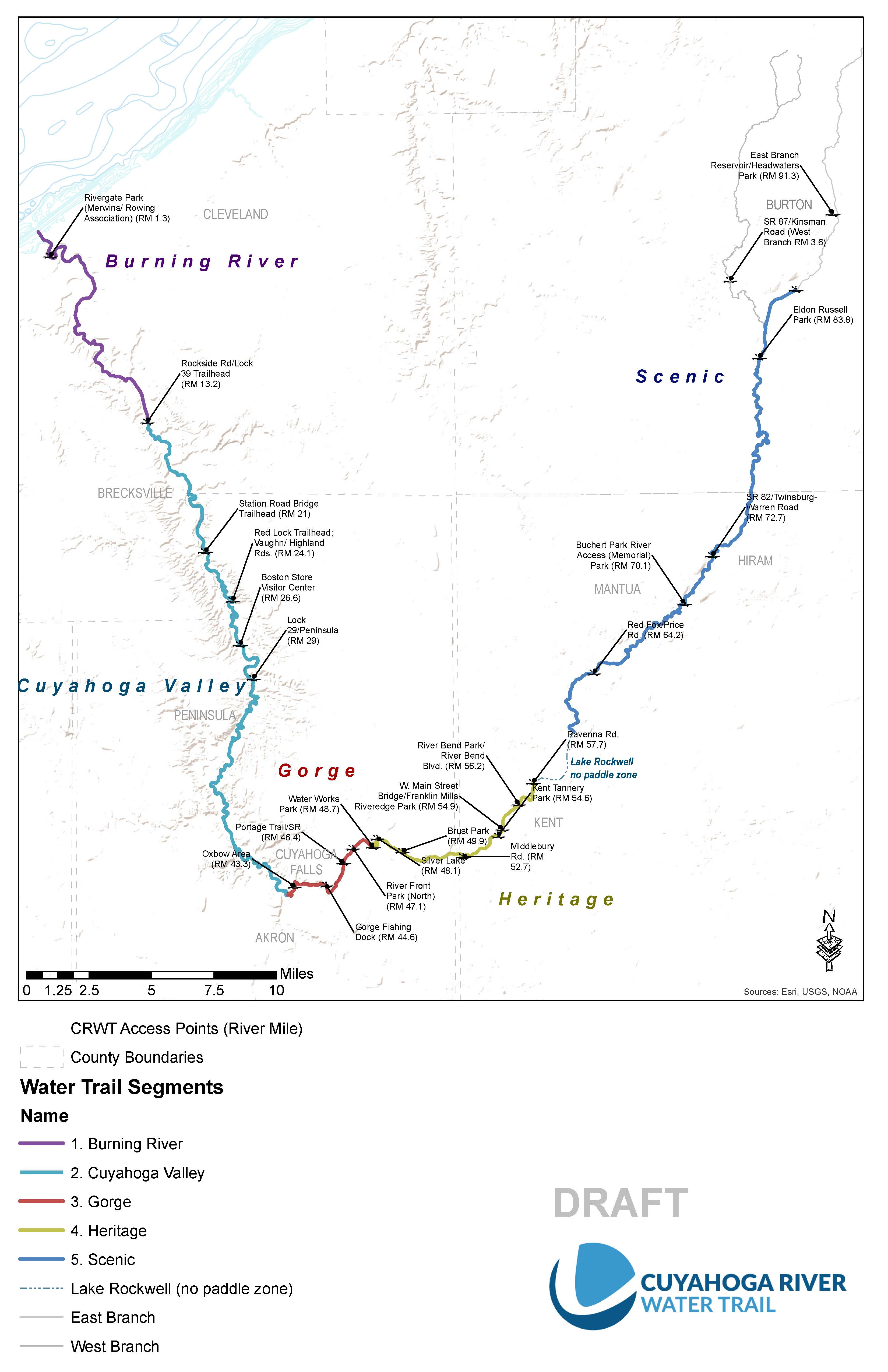 Cuyahoga River Water Trails - Get Involved